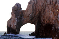 The famous Cabo Arch